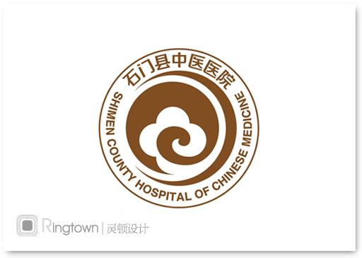 医院标志设计/医院院徽设计/医院logo设计/医院vi