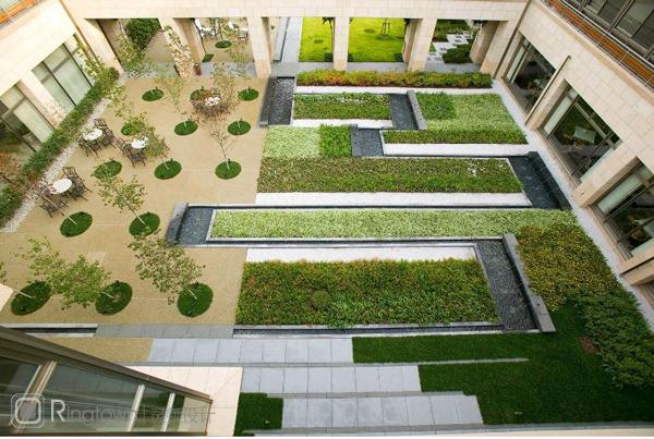 景观设计师的职责包括场地规划和全方位的景观设计服务.