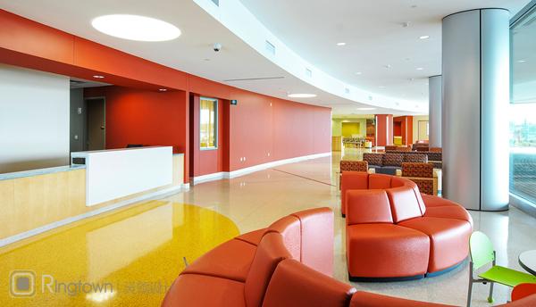 儿童医院室内色彩设计策略