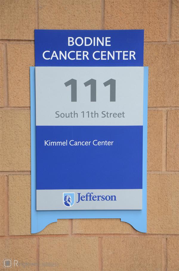 托马斯杰斐逊医院机械系统导视大学设计875设计标识2016图片
