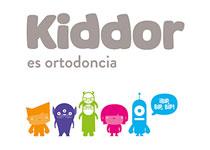 "色诱""——Kiddor正畸机构品牌形象设计"